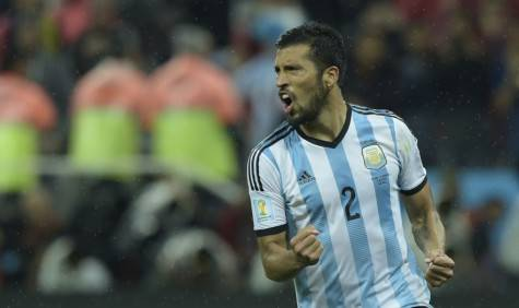 Ezequiel Garay (Getty Images)