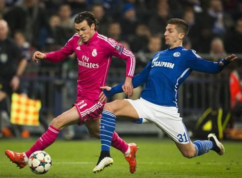 Gareth Bale & Matija Nastasic (Getty Images)