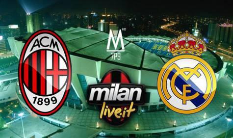 Milan-Real Madrid