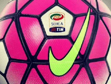 Pallone Serie A 2015/2016 (immagine dal web)