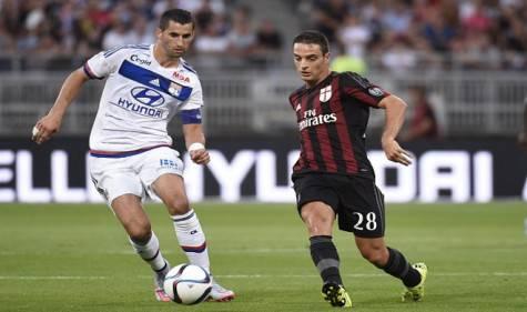Maxime Gonalons e Giacomo Bonaventura (Getty Images)