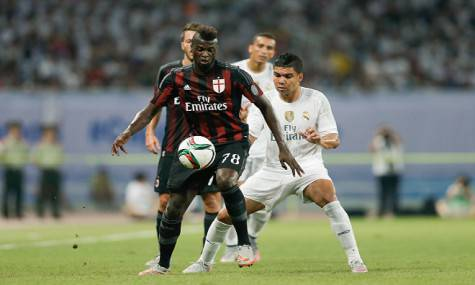 M'Baye Niang e Casemiro (Getty Images)