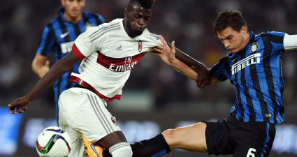 M'Baye Niang e Marco Andreolli (Getty Images)