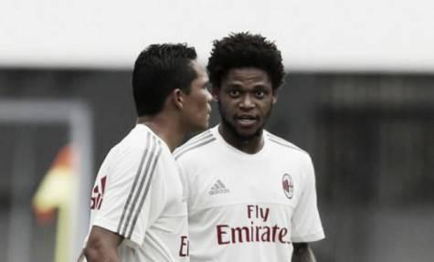 Bacca e Luiz Adriano (foto tuttosport)