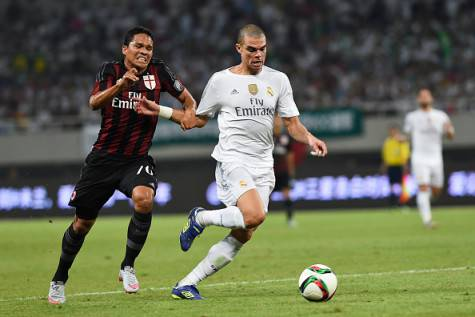 Bacca e Pepe (getty images)