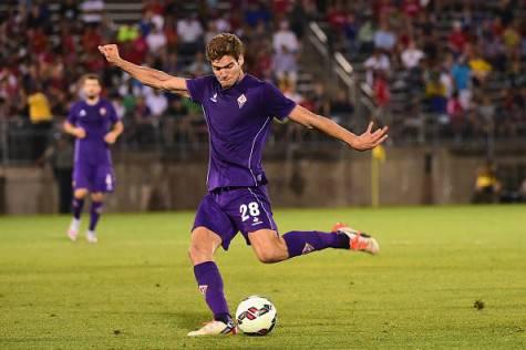 Marcos Alonso della Fiorentina (Getty Images)