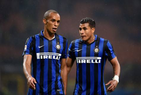 Joao Miranda e Jeison Murillo (foto inter.it)