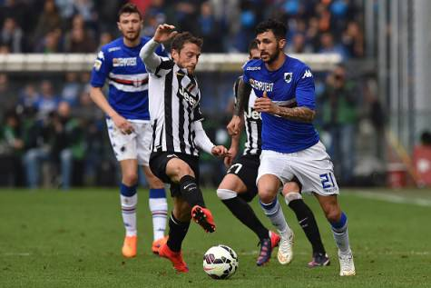 Claudio Marchisio & Roberto Soriano (Getty Images)
