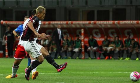 Il gol di Keisuke Honda (Getty Images)