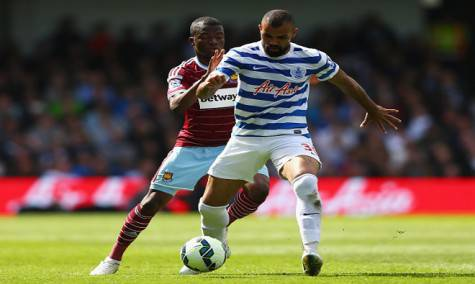 Sandro ed Enner Valencia (Getty Images)