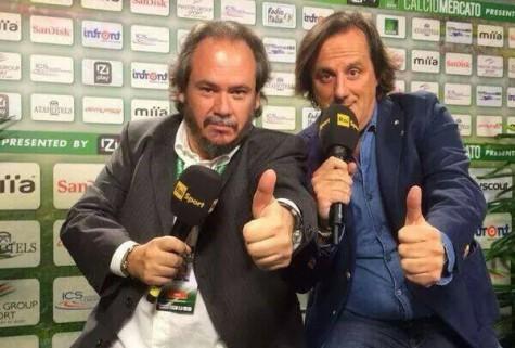 Francesco Rocchi e Paolo Paginini