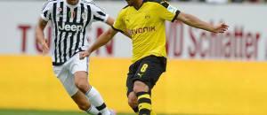 Ilkay Gundogan e Claudio Marchisio (Getty Images)