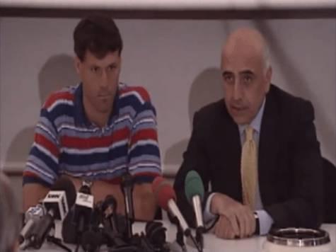 Marco van Basten e Adriano Galliani (foto da Youtube)