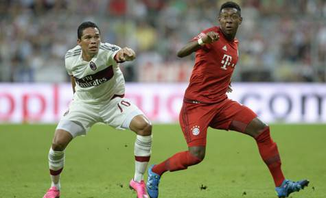 Bacca e Alaba (getty images)