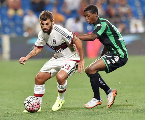 Antonio Nocerino e Jeremie Broh (getty images)