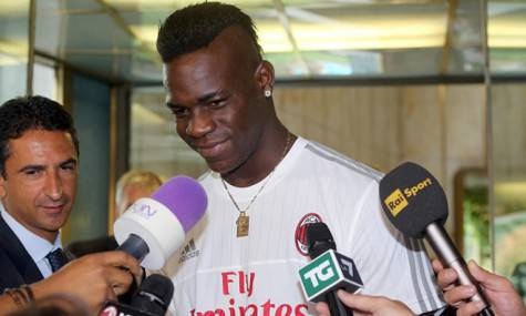 Mario Balotelli (foto the guardian)