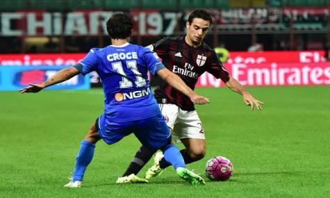 Giacomo Bonaventura in azione (Getty Images)
