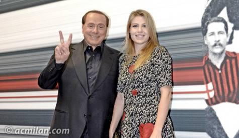 Silvio Berlusconi e Barbara Berlusconi