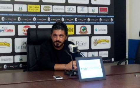 Gennaro Ivan Gattuso (foto pisachannel.tv)
