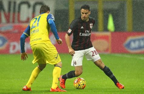 Giacomo Bonaventura vs Nicolas Frey (Getty Images)