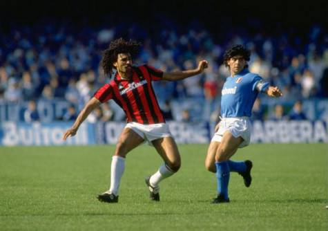 Ruud Gullit Diego Armando Maradona
