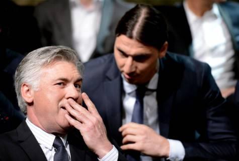 Bayern Monaco: Ancelotti chiama Ibra, United beffato?