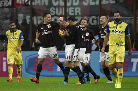 Milan-Chievo Verona Antonelli