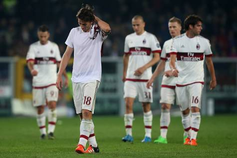 Montolivo e compagni (getty images)