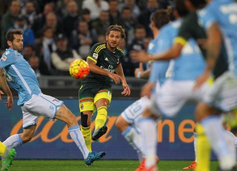 Alessio Cerci in Lazio-Milan (©Getty Images)