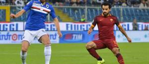 Ervin Zukanovic Mohamed Salah