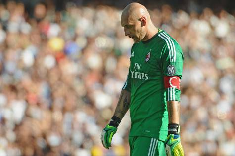 Christian Abbiati (©Getty Images)