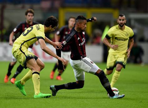 Kevin-Prince Boateng Andrea Ranocchia