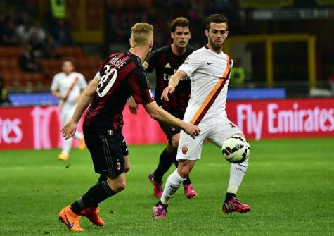 Abate e Pjanic (©getty images)