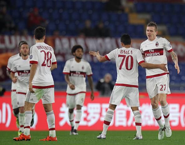 Kucka, il Milan poteva anche vincere
