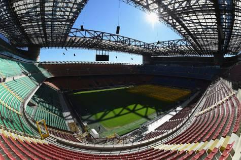 Amichevole italia germania il 15 novembre a san siro - Cosa si puo portare allo stadio san siro ...