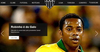 Robinho all'Atletico Mineiro