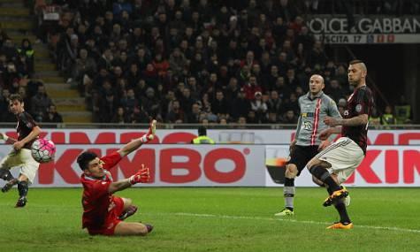 Jeremy Menez segna il secondo gol (©getty images)