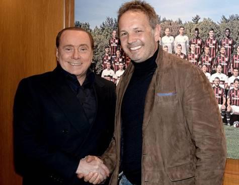 Silvio Berlusconi Sinisa Mihajlovic