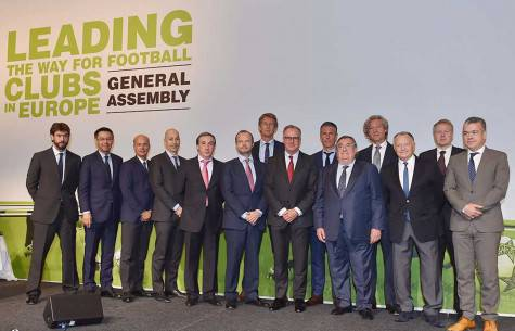 I leader dei club europei (foto web)