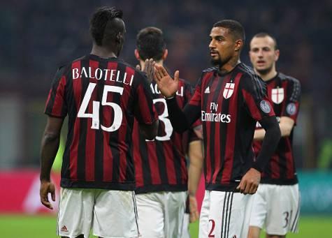 Milan, doppietta Balotelli al Varese