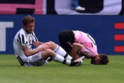 Claudio Marchisio Franco Vazquez