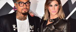 Melissa Satta e Kevin-Prince Boateng (Getty Images)