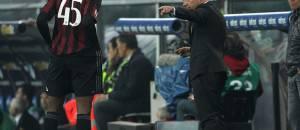 Mario Balotelli Cristian Brocchi