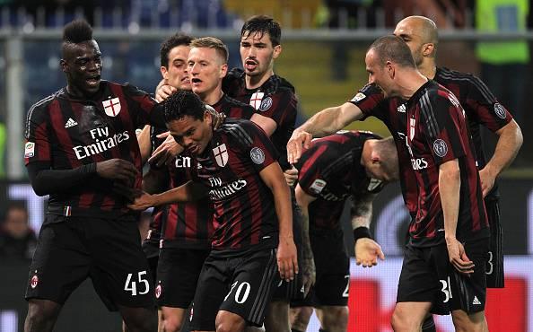 Sampdoria Milan