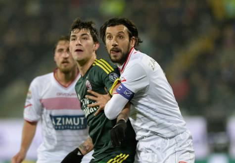 Alessio Romagnoli e Cristian Zaccardo (©Getty Images)