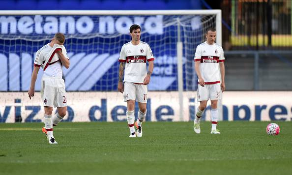 Hellas Verona Milan