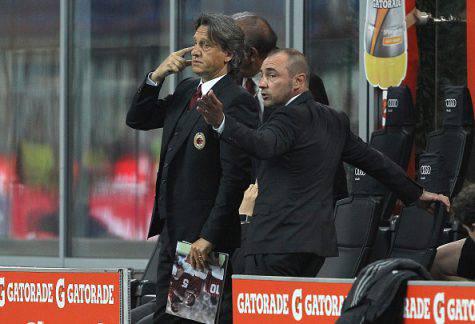 Finale Coppa Italia Milan-Juventus, Bacca fiducioso