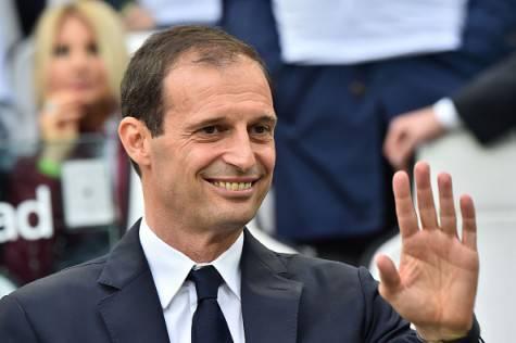 Juventus, Allegri: stagione straordinaria, ora vinciamo la Coppa Italia