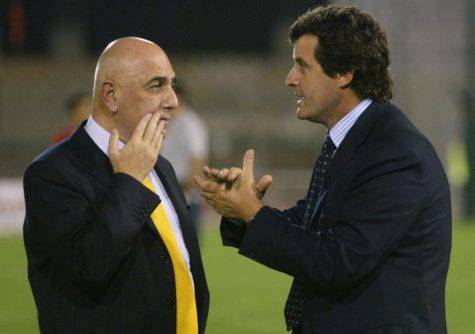 Adriano Galliani Leonardo Meani