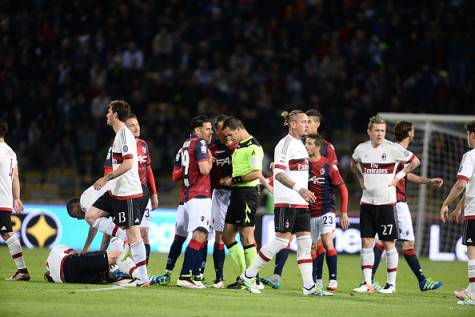Bologna-Milan (©getty images)